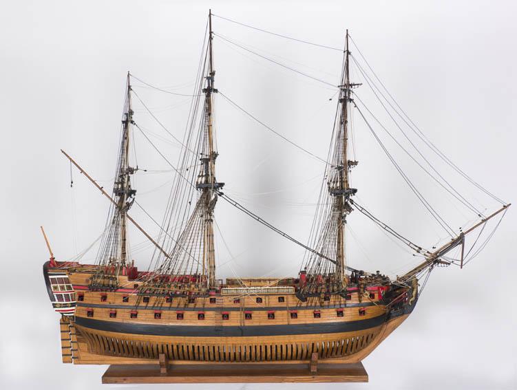 Navío de 66 cañones perteneciente a la Real Compañía Guipuzcoana  de Caracas.