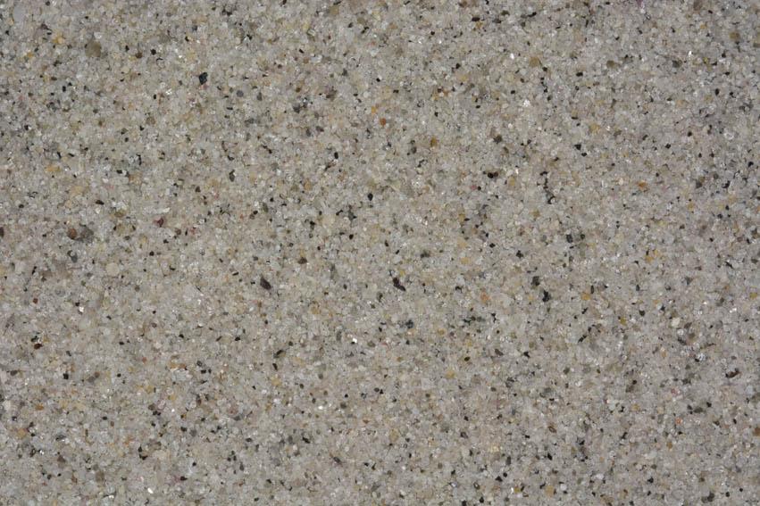 Muestra de la arena procedente de la playa de Carmel en California (USA).